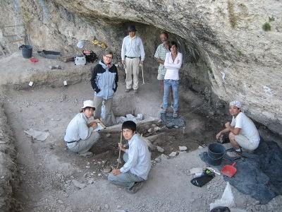 excavation works Crimea