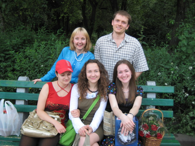 Ukrainian interpreters and guides are at your service