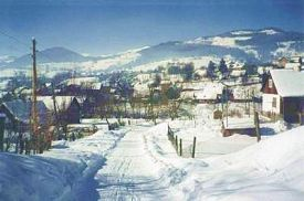 Skiing resorts in the Carpathians