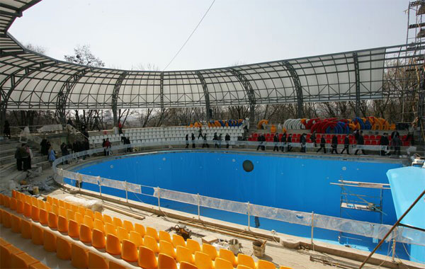 new dolphins place in Kharkov