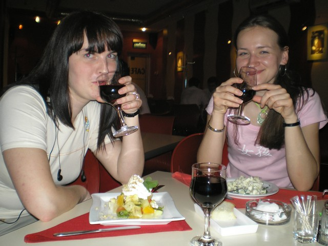 Enjoy Ukrainian wines in bars, restaurants and wine cellars