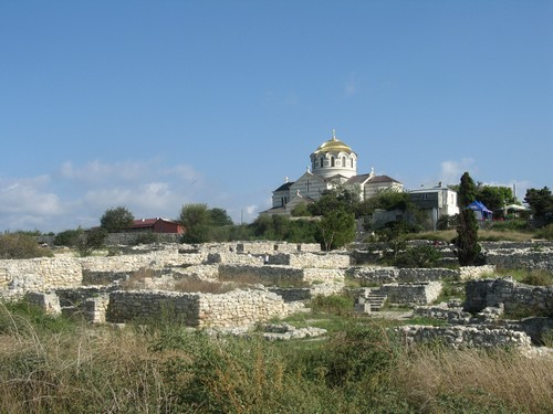 Crimean treasure