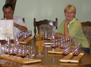 Wine tasting in Massandra Crimea is a real ceremony